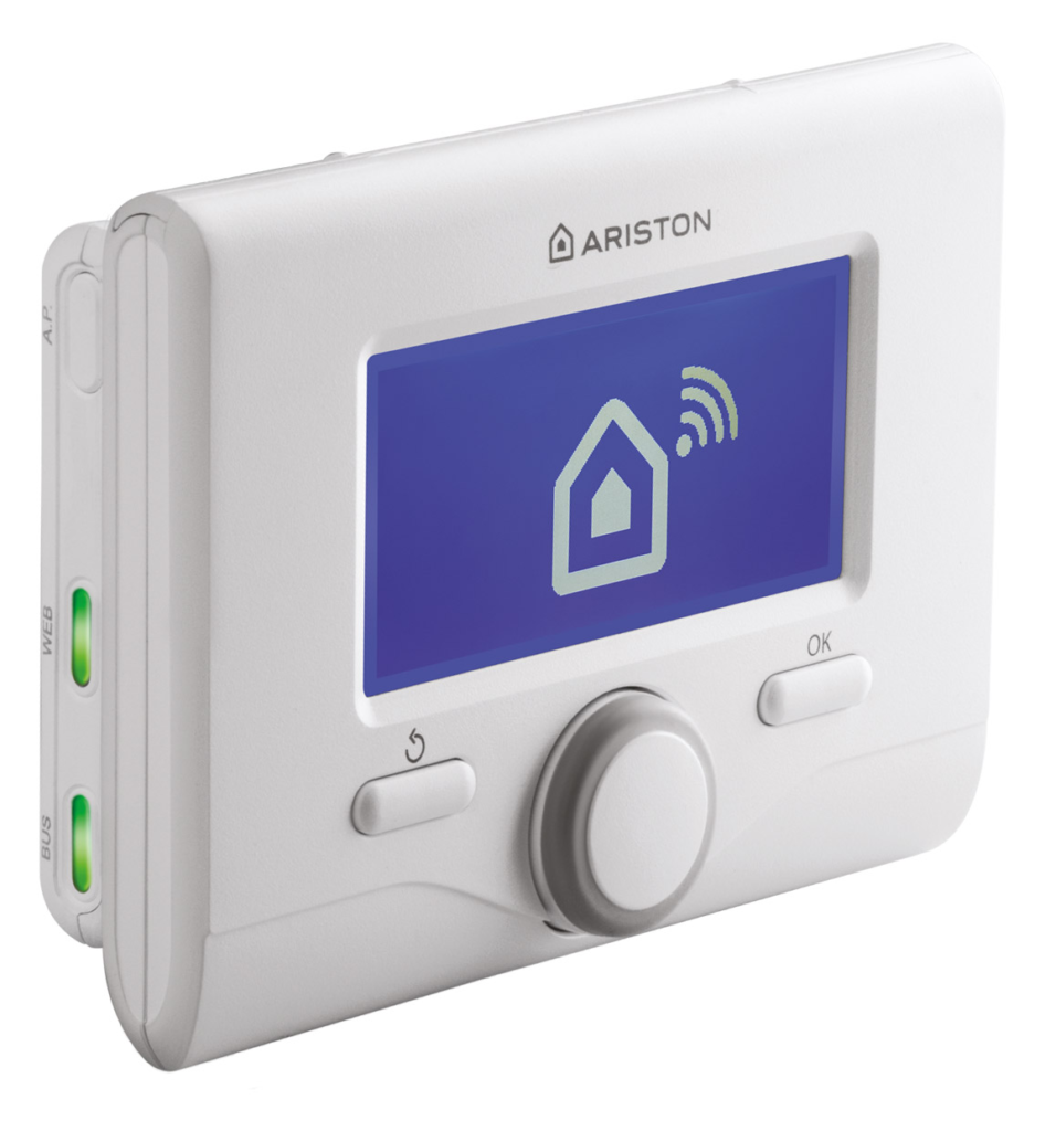 Termostato WIFI Ariston Sensys NET