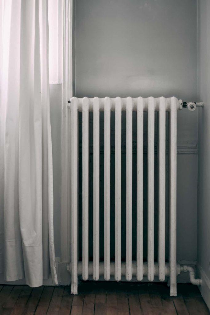 Pasos para purgar los radiadores de la calefacción
