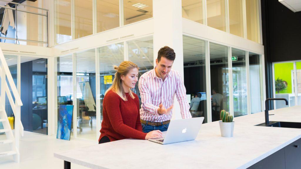 mejora eficiencia energetica oficina